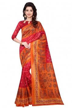 Buy Mastani Bhagalpuri Silk Saree For Womens at low prices in India only on Winsant.com  #saree #designersaree #fashion #style #indian #ethnic #ethnicwear #winsant