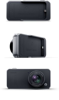 Relonch anounced a case for iPhone 5/6 with APS-C sensor that turnes the phone to yet a better compact camera