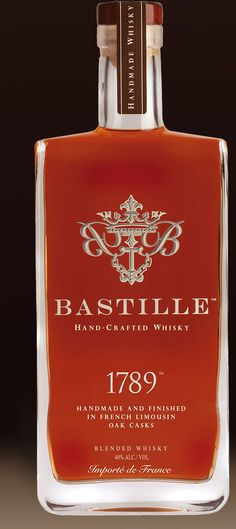 bastille 1789 whiskey review