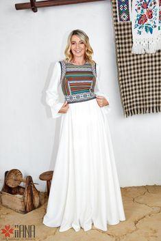 Nadia Comaneci for IIANA Nadia Comaneci, Dresses With Sleeves, Long Sleeve, Skirts, Fashion, Moda, Sleeve Dresses, Long Dress Patterns, Skirt