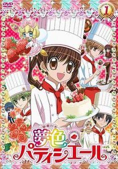 Yume-iro Pâtissière,my favorite anime. Best Anime List, Vintage Disney Posters, Yumeiro Patissiere, Super Anime, Online Anime, Episode Online, Anime Fairy, Cute Pokemon, Online Gratis