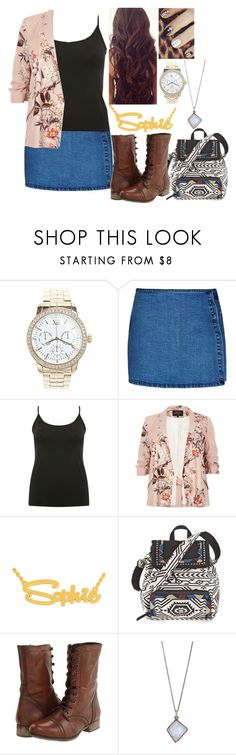 """""""Untitled #2687"""" by strangerthanfanfiction713 ❤ liked on Polyvore featuring Lane Bryant, City Chic, M&Co, River Island, Steve Madden, ZoÃ« Chicco and plus size clothing"""
