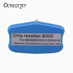 $23.74 (Buy here: https://alitems.com/g/1e8d114494ebda23ff8b16525dc3e8/?i=5&ulp=https%3A%2F%2Fwww.aliexpress.com%2Fitem%2FB500-chip-resetter-for-epson-B300-B500-B308-B508-B310-B510-B318-B518-ink-cartridge-free%2F32636297944.html ) OCBESTJET Cartridge Chip  Resetter B500 For Epson B500 B300DN 500DN 310DN 510DN Reset T6161-T6164 Cartridge Chip Resetter for just $23.74