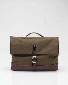 property of... alfred work bag
