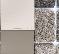 Main paint colors & carpet color