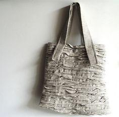 Yorktown Road | layered pleat bag