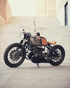 BMW R100 scrambler by Cafe Racer Dreams | #motorcycle #motorbike