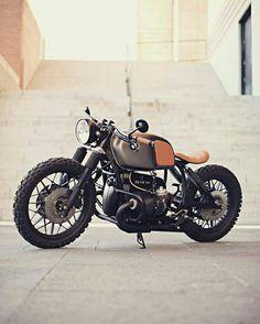 BMW R100 scrambler by Cafe Racer Dreams | #motorcycle #motorbike