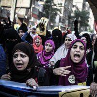 Marie Claire - 16.04.14 - Egypte : la condition des femmes est alarmante