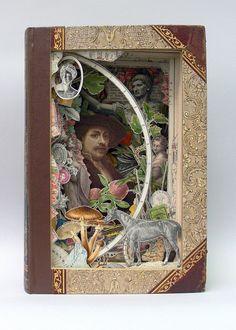 Alexander Korzer-Robinson's Book Art