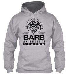 BARB - Legends Alive #Barb