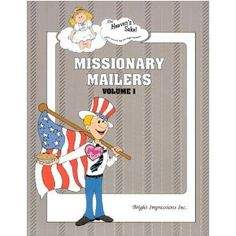 Missionary Mailers. Two books with lots of great care package ideas!
