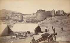 Built in 5th cntry, #Kabul's Bala Hesar fortress served as Palace 4 kings. It was also critical during Anglo-AFG wars