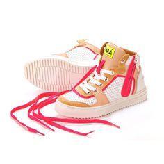 Sneaker Fairfax Pink by MAÁ.