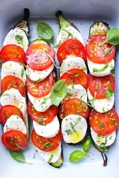 Get out there and grill this summer! Try making these healthy Grilled Zucchini Caprese dish. Using smoky grilled zucchini turns a traditional Caprese salad into a vibrant, summery stack worthy of serving to guests at your next gathering or to family and f Vegetarian Grilling, Grilling Recipes, Vegetarian Recipes, Cooking Recipes, Healthy Recipes, Healthy Grilling, Barbecue Recipes, Barbecue Sauce, Cooking Corn