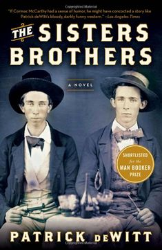 The Sisters Brothers by Patrick deWitt is a dark, quirky western which takes place in 1851. The main characters are two brothers who are hired killers. Very well written and easy reading. Can't wait to see what happens next!