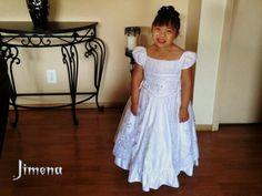 """Bailarina con síndrome de down: FASHION DOWN """"BAUTIZO JIMENA"""""""