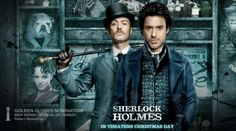 Sherlock! These movies are so good!