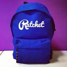 Ratchet Clothing | Ocean Bag