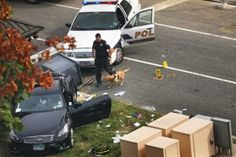 Police Kill Driver After Short Chase in #DC