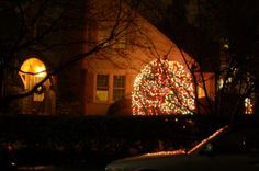 LED Holiday Lights | By: Keith Blizzard December 3, 2010 | Reduce Your Carbon Footprint By Using LED Holiday Lights - Switch This Season #GreenBlizzard