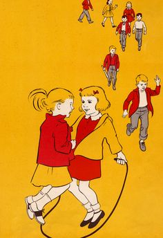 All Ready for School - written by Leone Adelson, illustrated by Kathleen Elgin (1957).