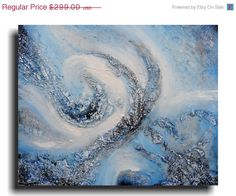 Texture Abstract Modern Contemporary Fine by skyetaylorgalleries, $269.10