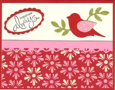 Marie's Valentine by Penny Strawberry - Cards and Paper Crafts at Splitcoaststampers