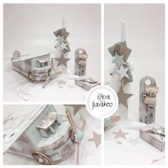 """Star Airplane""  ✔️ Handmade by Έλενα Μανάκου Βάπτιση ✔️ New Collection 2017  ✔️ Περισσότερα >> https://goo.gl/V37QJr ✔️ Σημεία πώλησης >> https://goo.gl/3Bi6G8  #ElenaManakou #handmade #Vaptisi #Baptism #baptismday #baptismideas #baptismplanning #BaptismCollection #christening #baptismbox #box #βάπτιση #ΚουτίΒάπτισης #βαπτιστικόκουτί #Κουτί"