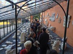 Splendori romani, in casa di inglesi, a Roma. Restaurati e riallestiti i marmi di età imperiale di Villa Wolkonsky, oggi residenza dell'Ambasciatore britannico: ecco le immagini