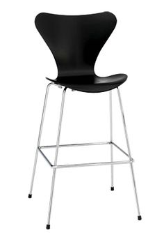Series 7 stool - comes in a bunch of colors/finishes