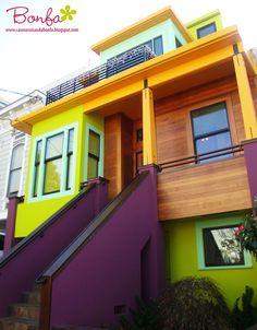 Casos e Coisas da Bonfa: Minhas mini-férias em São Francisco, Estados Unidos – Parte IV: detalhes de arquitetura, design em geral, curiosidades e comes & bebes