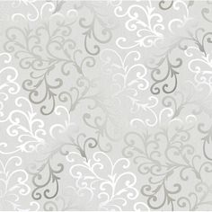CHR11683 Black Fading Busy Toss - Christel - Christel Wallpaper by Chesapeake