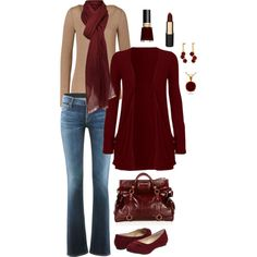 A fashion look from November 2012 featuring Splendid t-shirts, Citizens of Humanity jeans and Fitzwell flats. Browse and shop related looks.