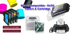 Printer Toner and Cartridges :- Take Care International takes pride in offering only top quality toners/cartridges to our customer at the most reasonable prices. We offer original & compatible inkjet and laser toner cartridges for all the major brands of printers, photocopiers and faxes. Our product line will grow as more new products are further developed to meet the market needs.