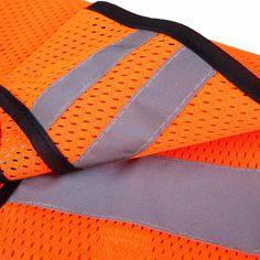 Be Seen at Night While Walking Cycling Running Camp Ben Reflective Vest Safety Harness Reflects Light or on a Motorcycle