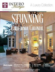 Intero Prestigio Magazine | A Luxury Real Estate Collection - Issue 9a