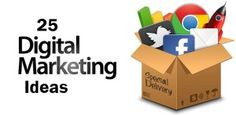 Here's a look at 25 digital marketing ideas that focus on information products. While the end goal is to make a profit with your product selection, many marketing methods involve offering a free information product as a bonus or a buying incentive. These freebies can have the benefit of developing a list of potential customers and can result in profits over time.