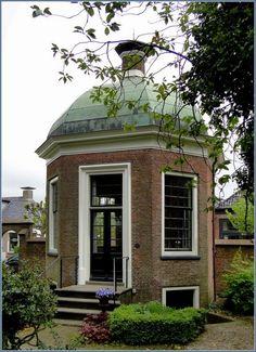 *Koepel Welgelegen, Akkrum onderdeel van een begijnhof