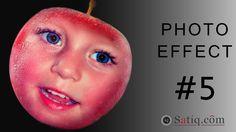 Photo Effects 05 - Photo Blending and Manipulation Photoshop Tutorial