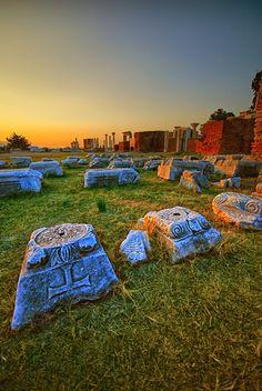 Basilica of St. John, Ephesus, Izmir, Turkey