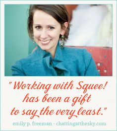 Squee! Inc. - turning God-sized dreams into reality