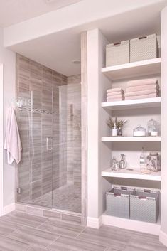 """""""Browse photos of Small Bathroom Tile Design. Find ideas and inspiration for Small Bathroom Tile Design to enhance your own home. Bathroom Design Luxury, Modern Bathroom, Small Bathroom, Bathroom Sinks, Bathroom Shower Remodel, Bathroom Beadboard, Bathroom Canvas, Bathroom Vintage, Budget Bathroom"""