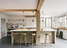 The Real Shaker Kitchen by Devol