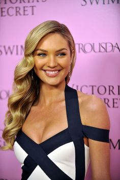 15th Anniversary Of Victoria's Secret SWIM Catalogue At Trousdale