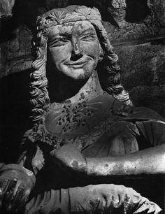 Magdeburger Dom – Девы мудрые и неразумные. Скульптурная группа Магдебургского собора. Magdeburger Dom, ca. 1250.