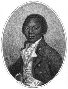 Olaudah Equiano was an African writer whose experiences as a slave prompted him to become involved in the British abolition movement.    In his autobiography, Olaudah Equiano writes that he was born in the Eboe province, in the area that is now southern Nigeria. He describes how he was kidnapped with his sister at around the age of 11, sold by local slave traders and shipped across the Atlantic to Barbados and then Virginia.