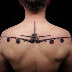 tattoo airplane - Pesquisa Google