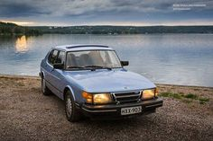 Saab 900 in Finland