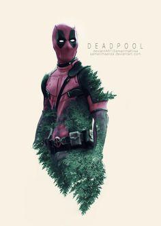 #Deadpool #Fan #Art. (Deadpool) By:SamanthaElisa. (THE * 5 * STÅR * ÅWARD * OF: * AW YEAH, IT'S MAJOR ÅWESOMENESS!!!™)[THANK Ü 4 PINNING<·><]<©>ÅÅÅ+(OB4E)